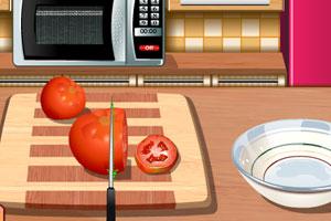 《自制美味比萨》游戏画面1