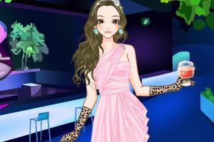 《酒会时尚礼服》游戏画面1