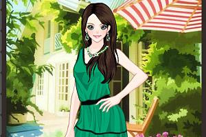 《绿色时尚》游戏画面1
