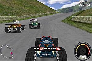 《八倍飞车》游戏画面1