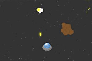 《太空激斗》游戏画面1