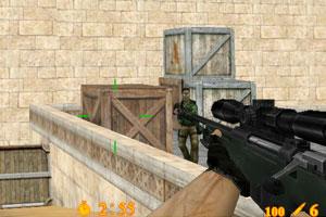 《反恐狙击手》游戏画面1