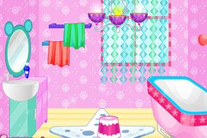 《精美的浴室》游戏画面1