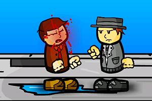 《街头打架》游戏画面1