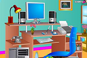 《我的电脑室》游戏画面1