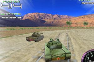 《坦克竞速赛》游戏画面1