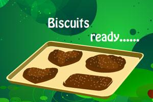 《饼干的制作》游戏画面1