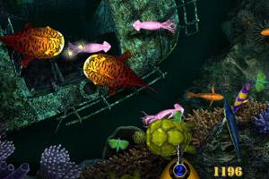 《深海钓鱼2.0》游戏画面1
