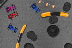 《停靠方程式赛车》游戏画面1
