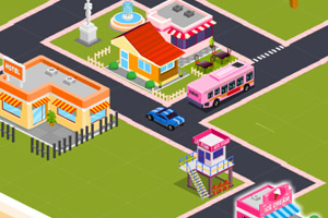 打造商业城
