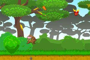 《奔跑吧兔子》游戏画面1