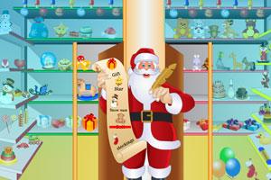 《圣诞老人买礼物》游戏画面1