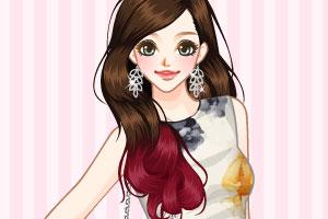 《花样小美女》游戏画面1