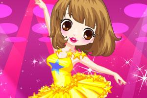 《小美女芭蕾舞》游戏画面1