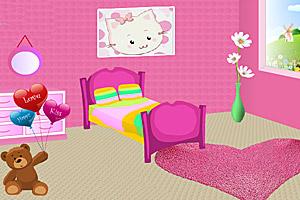 《少女的房间》游戏画面1