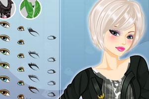 《金色发型》游戏画面1