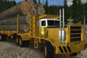 《大卡车拼图》游戏画面1