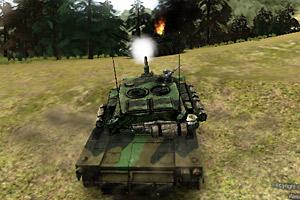 《3D装甲骑兵》游戏画面1