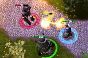 《3D城堡守望者》游戏画面1