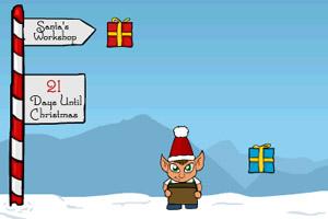 《小矮人的圣诞节》游戏画面1