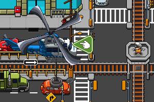 《小小交通指挥官》游戏画面1