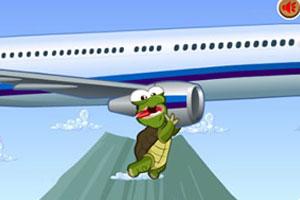 《送乌龟一程无敌版》游戏画面1