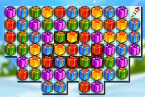 《圣诞节诱人礼物》游戏画面1