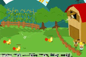 《农场战争无敌版》游戏画面1