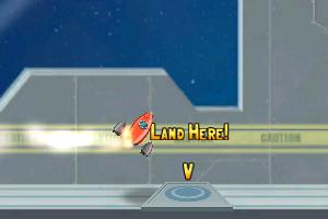 《喷气小飞船》游戏画面1