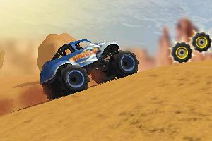 《3D极限四驱车》游戏画面1