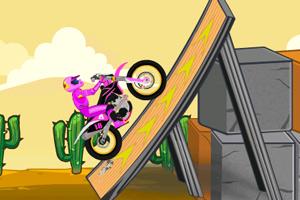《超级摩托特技》游戏画面1