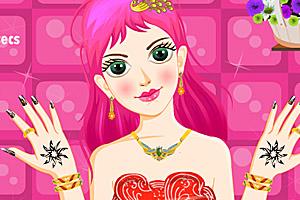 《钻石女孩》游戏画面1
