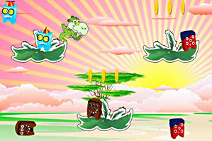 《恐龙和怪物无敌版》游戏画面1
