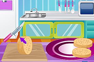 《英式松饼比萨》游戏画面1