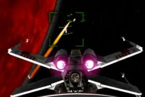 《宇宙星球大战》游戏画面1