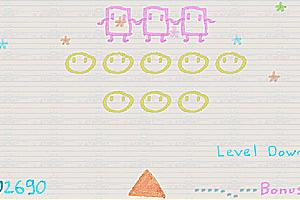 《水彩笔战斗机》游戏画面1