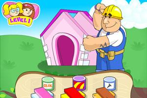 《建造树屋》游戏画面1