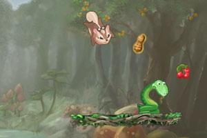 《飞翔松鼠大冒险》游戏画面1