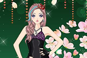 《EMO俱乐部美女》游戏画面1