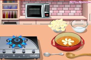 《奶油苹果饼》游戏画面1