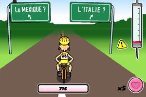《骑车去旅行》游戏画面1