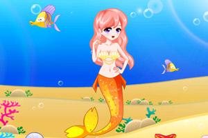 《最美的美人鱼》游戏画面1