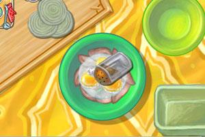 《小狗的晚餐》游戏画面1