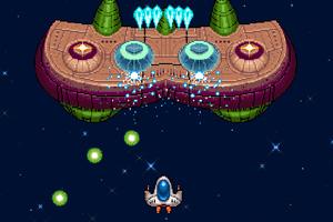 《勇者战斗机》游戏画面1