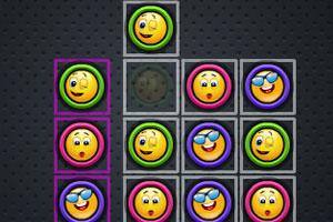 《可爱笑脸连珠》游戏画面1