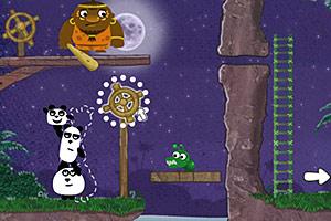 《小熊猫逃生记2》游戏画面1