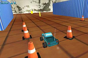 《3D玩具车大挑战》游戏画面1