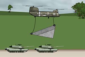 运输直升机