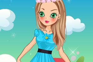 《春天的花衣裳》游戏画面1