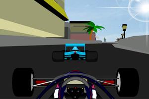 《职业F1赛车大奖赛》游戏画面1